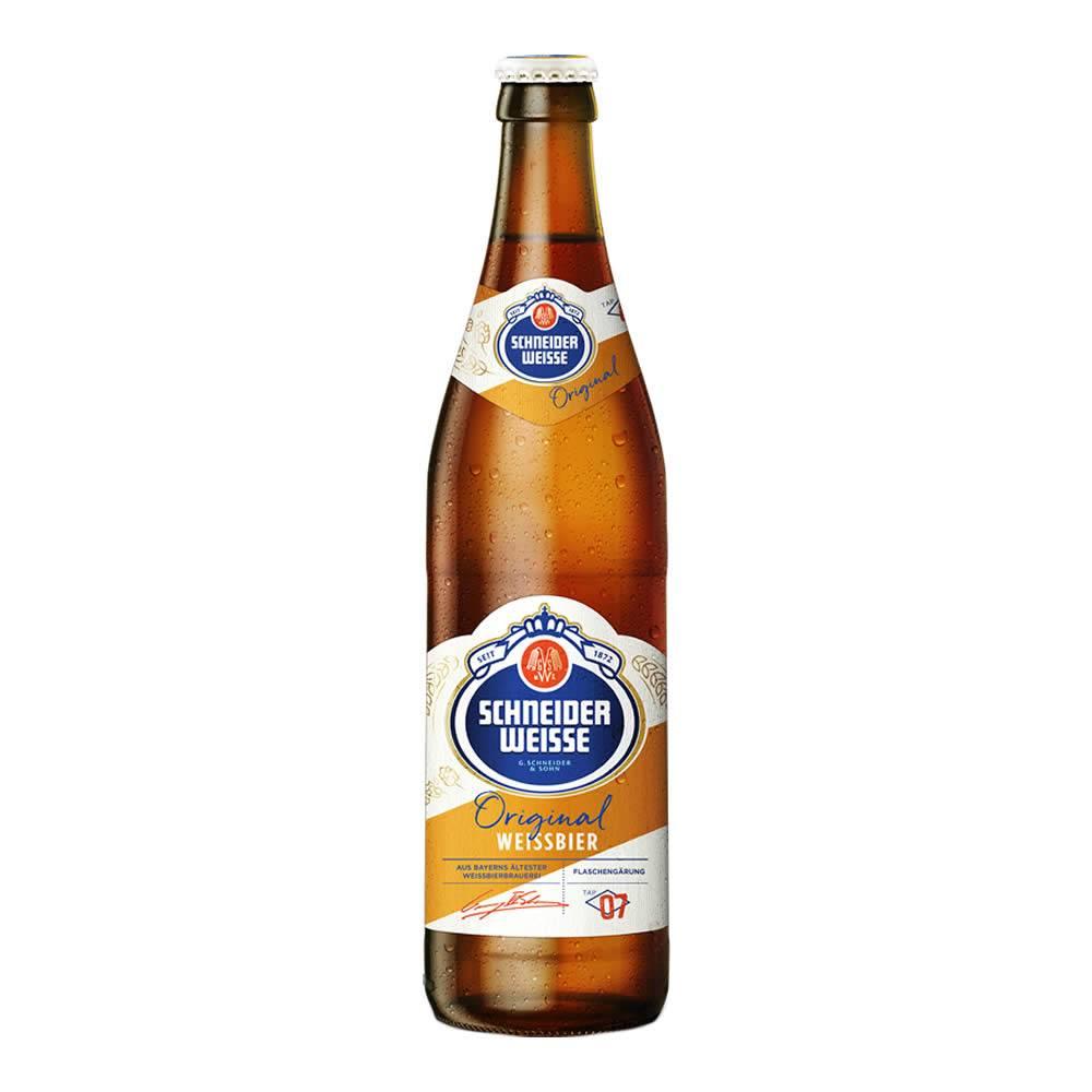 Cerveza Schneider Weisse Tap 7