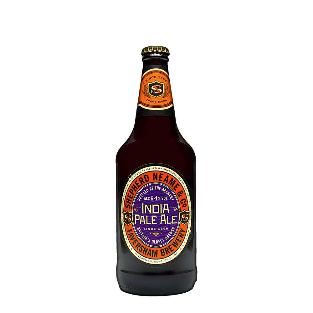 Cerveza Shepherd Indian Pale Ale