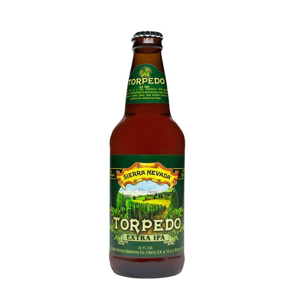 Cerveza Sierra Nevada Torpedo