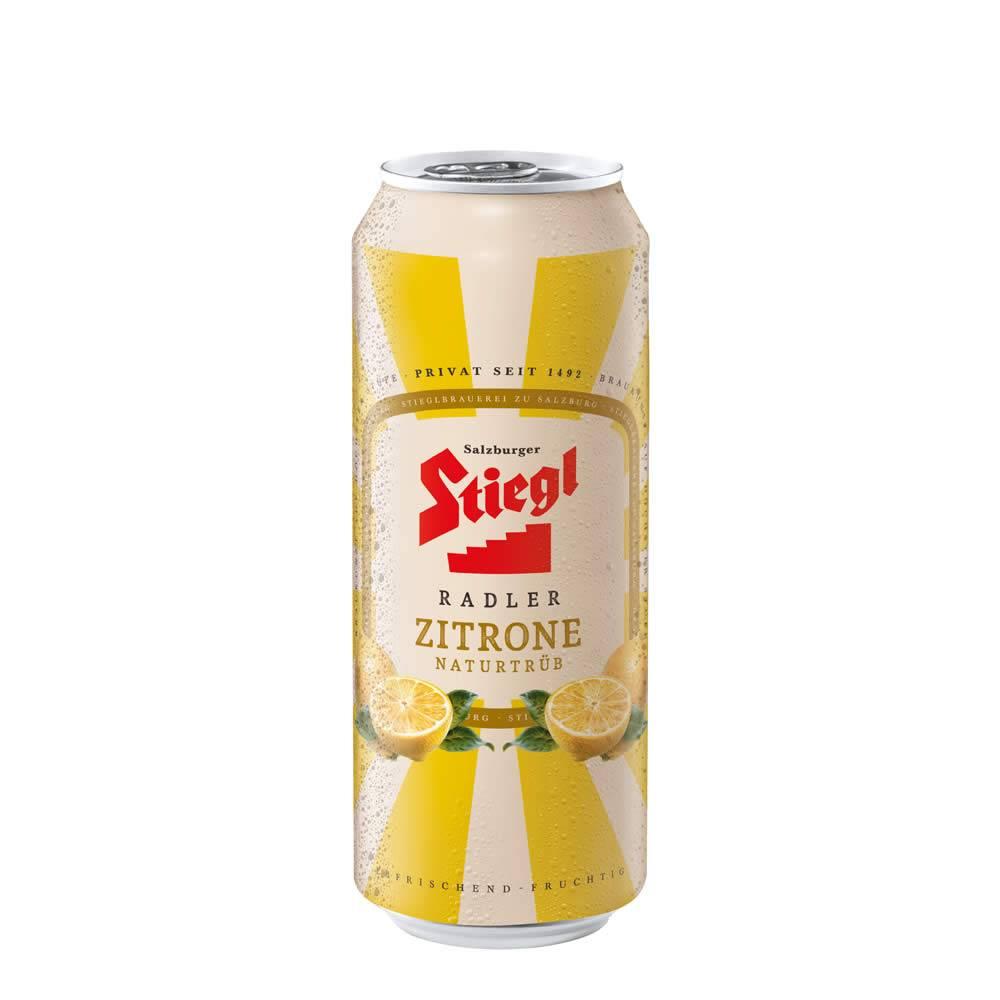 Cerveza Stiegl Radler Limón Lata