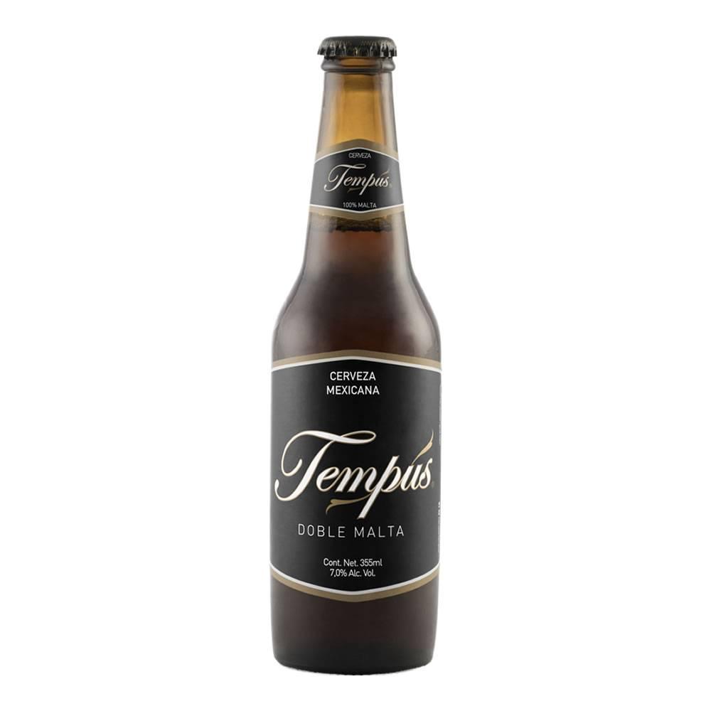 Cerveza Tempus Doble Malta