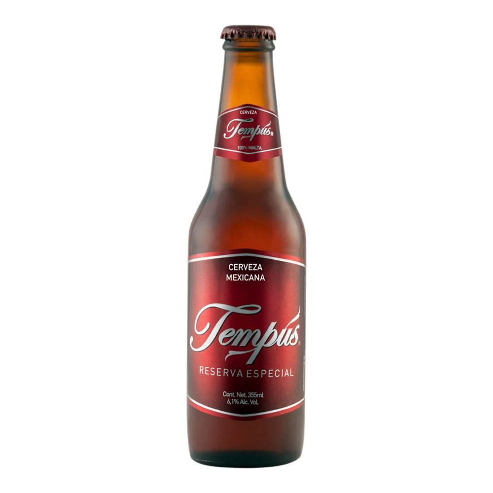 Cerveza Tempus Reserva Especial