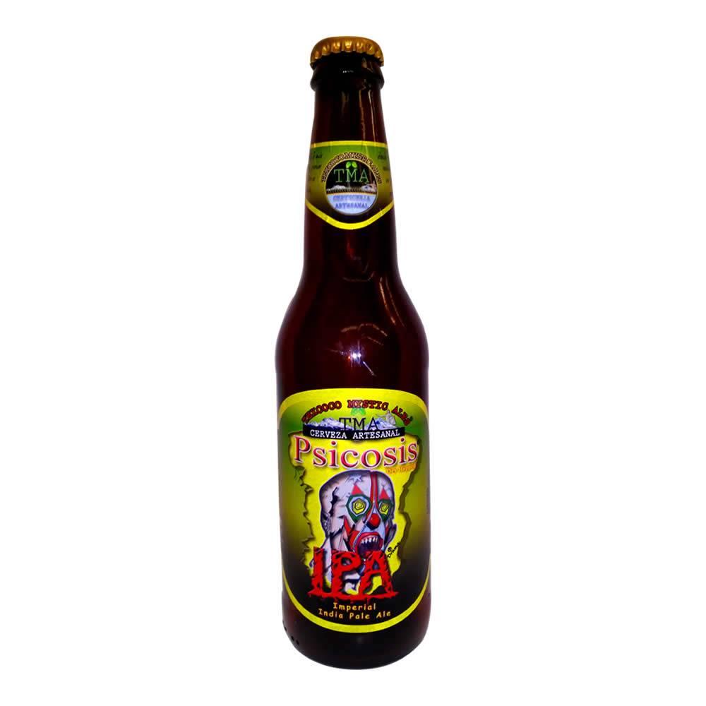 Cerveza TMA Psicosis