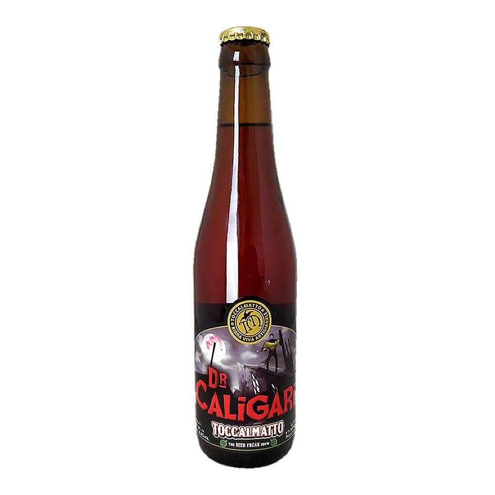 Cerveza Toccalmatto Dr Caligari