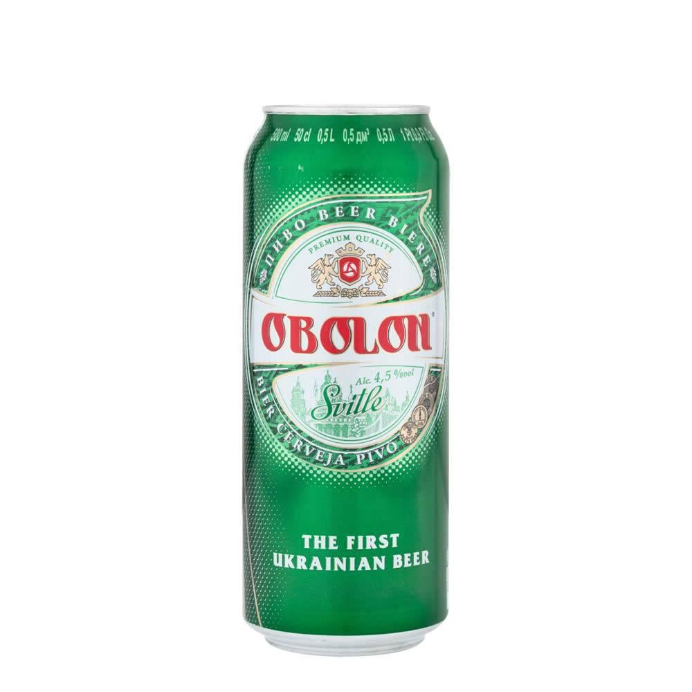 Cerveza Obolon Svilte