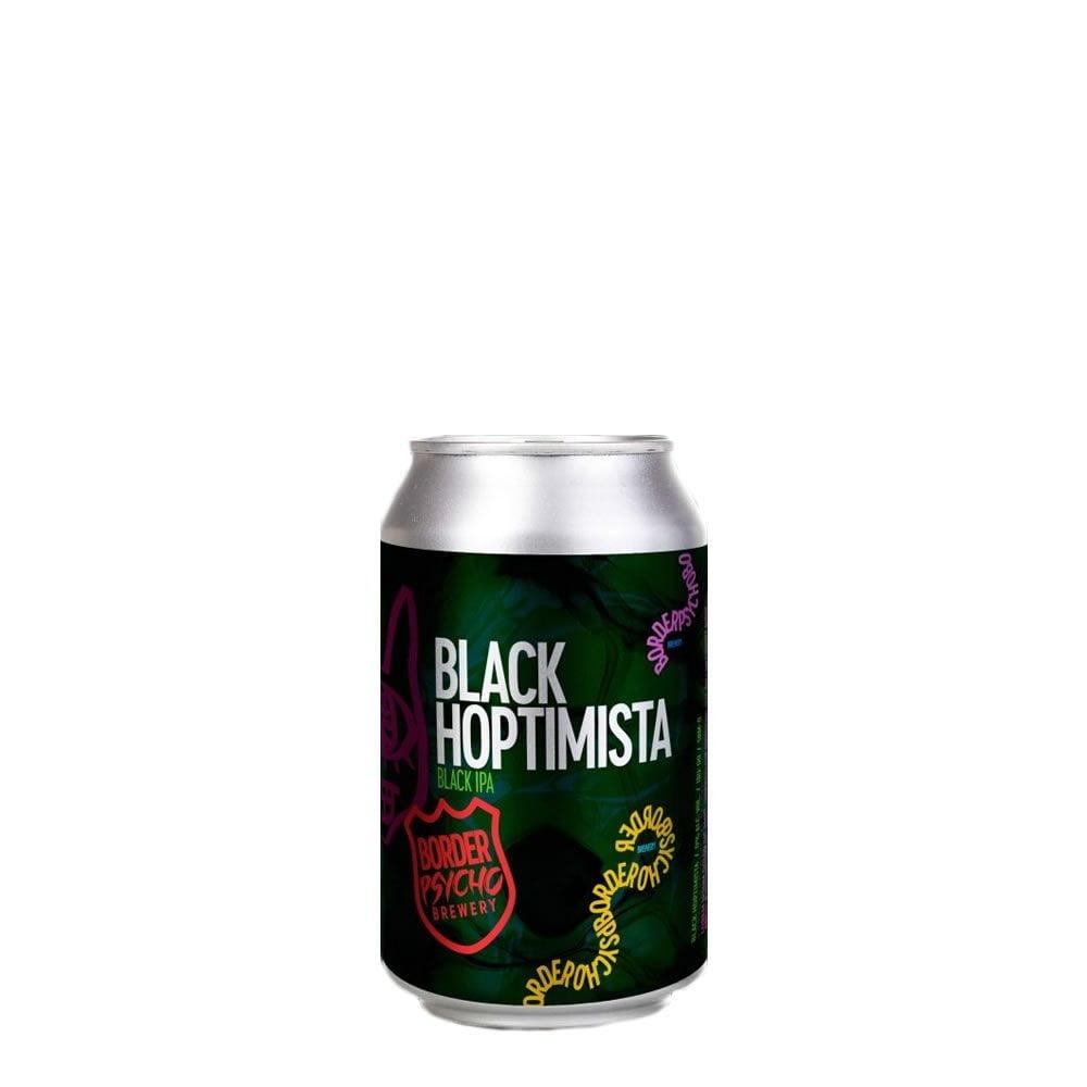 Cerveza Border Psycho Black Hoptimista