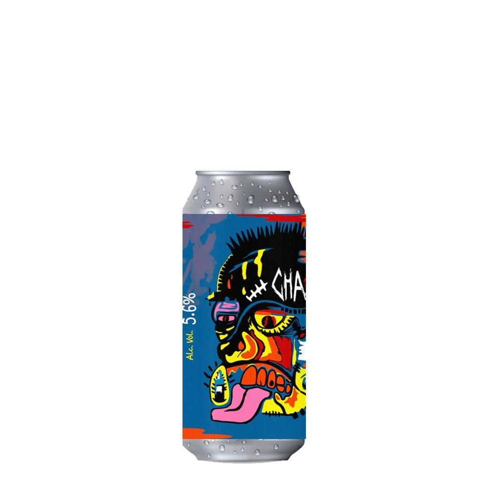 Cerveza Chaneque Basquiat White IPA