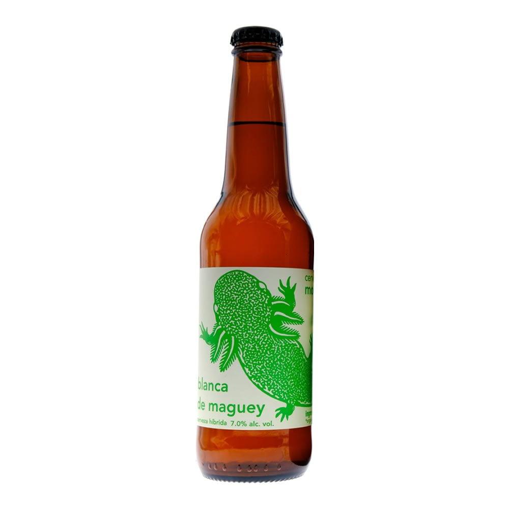Cerveza Monstruo De Agua Blanca De Maguey