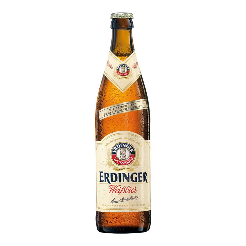 Cerveza Erdinger Weissbier