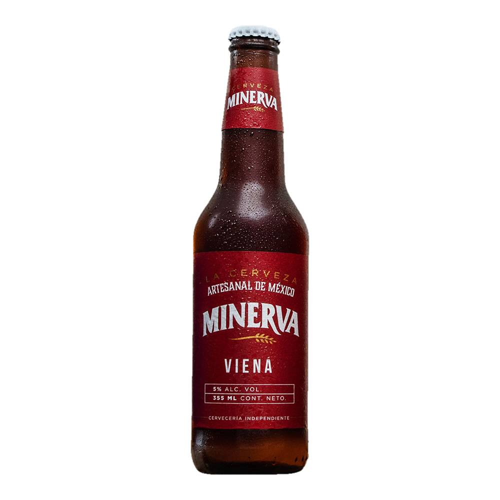 Cerveza Minerva Viena
